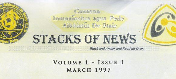Stacks of News