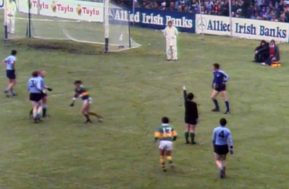 Mikey Sheehy 1978 Goal Recreation
