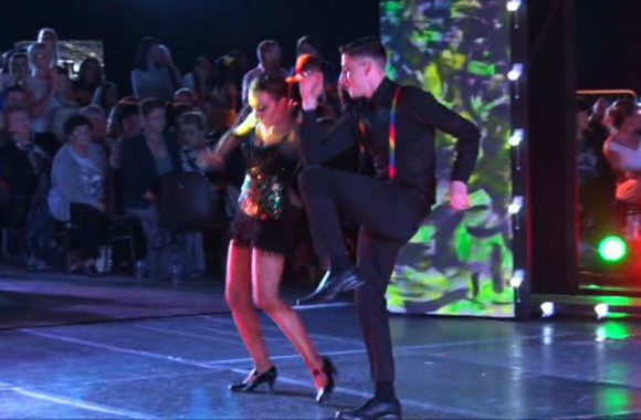 Strictly 2016 – Zoe & Rob